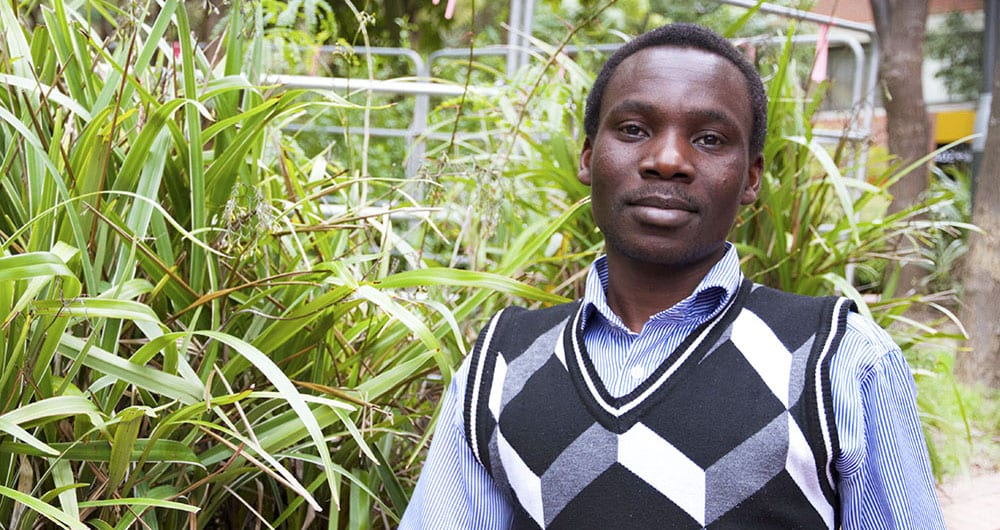 PhD student's mission to change the perception of HIV