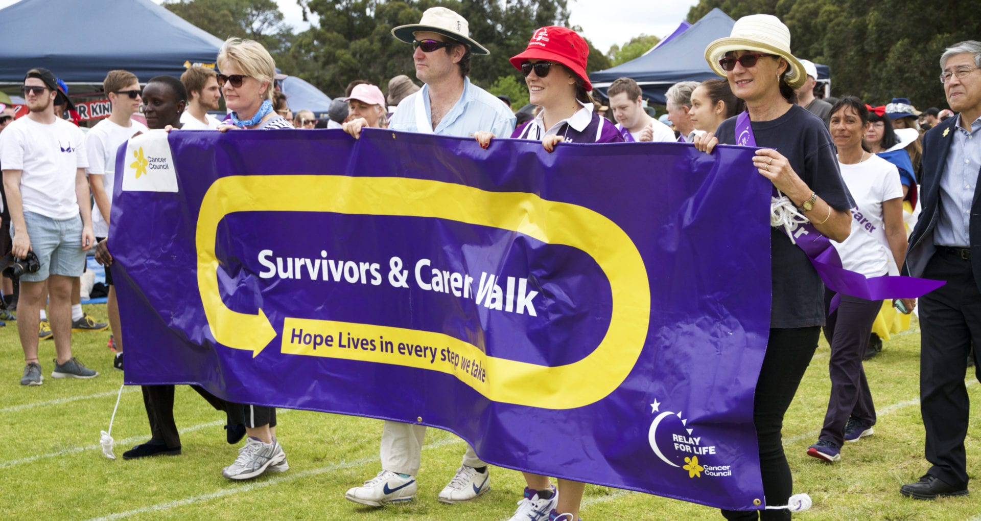 Relay for Life raises hopes for cancer cure