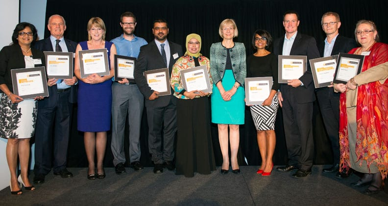 Curtin alumni recognised for impact and inspiration