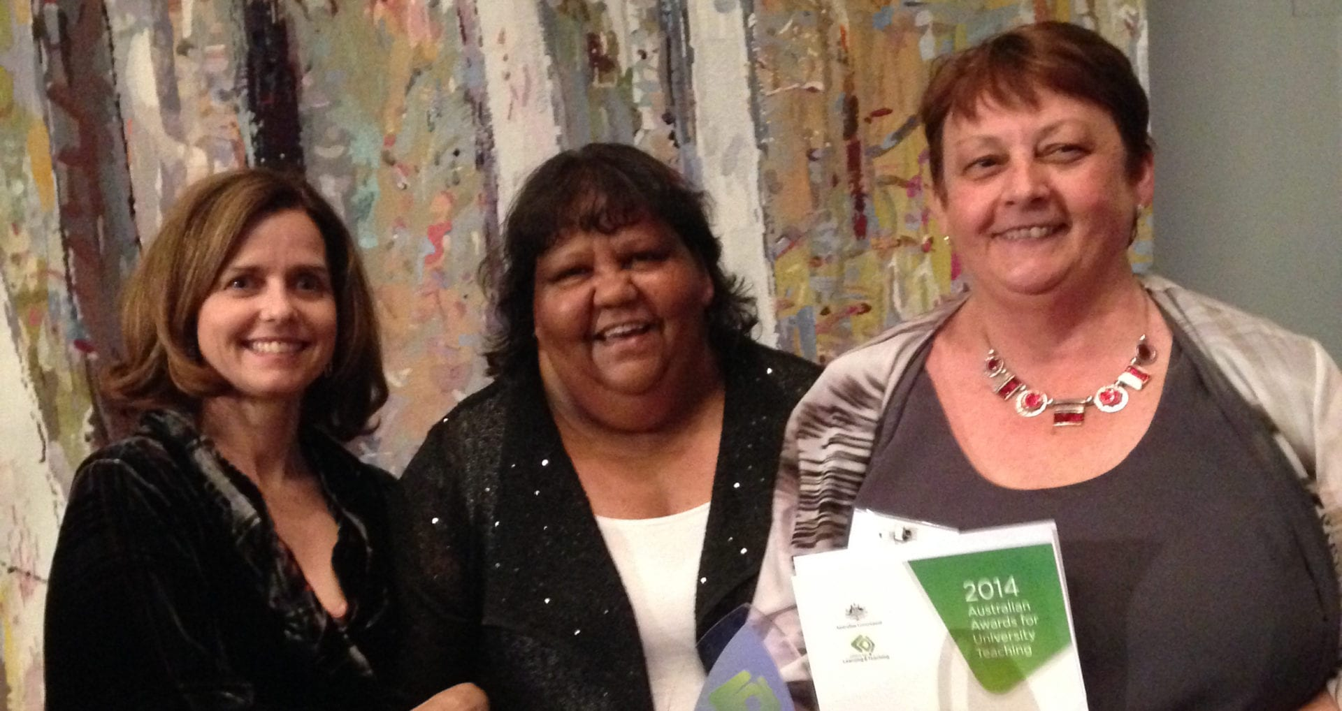 Curtin wins national award for Indigenous health course unit