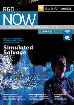 R & D Now Summer Issue 2014