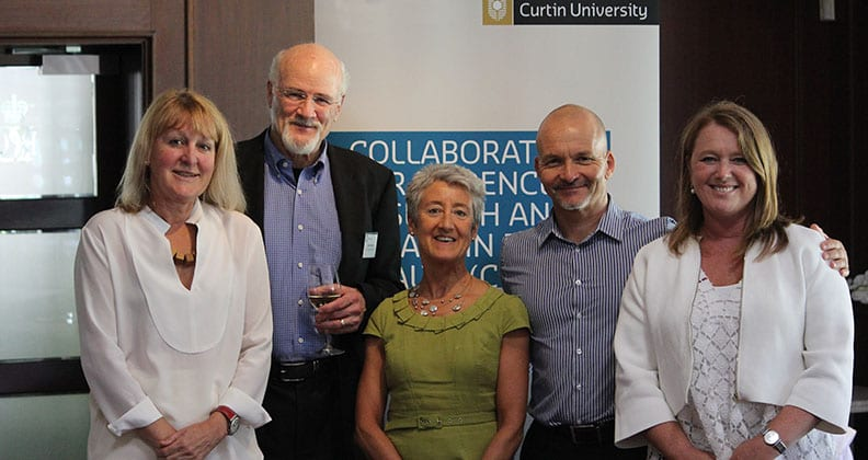CERIPH: a Curtin University Public Health Research Collaboration