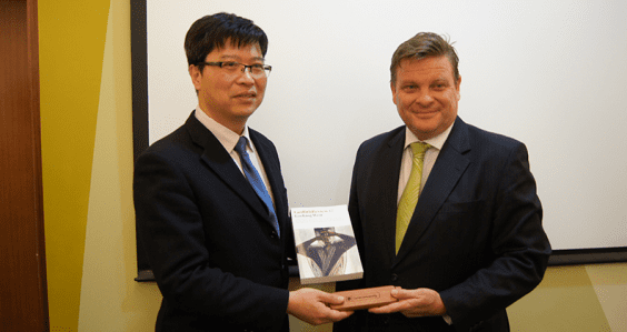 Curtin collaborates with leading Chinese university