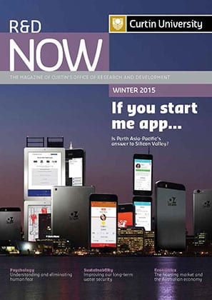 R&D Now Winter 2015 edition cover