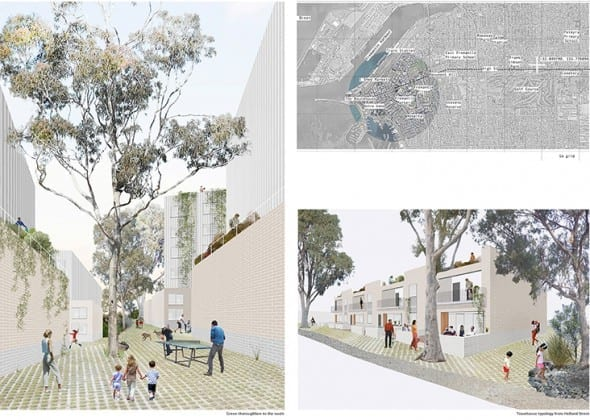 Students Plan Low Cost Housing Design Concepts News And Events