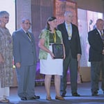 Janis Jansz named World Safety Organisation Environmental / Occupational Safety Person of the Year