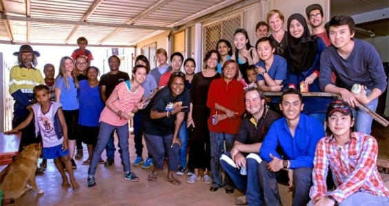 Curtin students help Indigenous communities plan for a brighter future