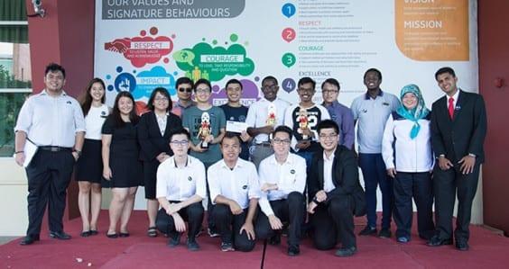 Curtin Sarawak gets vocal with speech competition