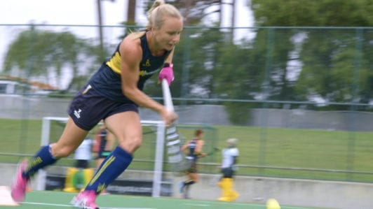 Curtin champions: Jane-Anne Claxton, hockey superstar