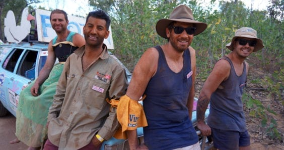 Hot, dusty and Frozen on the Kimberley's Gibb River Road