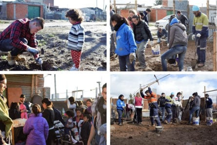 Engineering students provide lasting and practical help to a poor Argentinian community