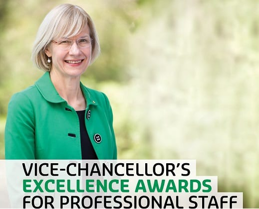 Vice-Chancellor's Excellence Awards for Professional Staff