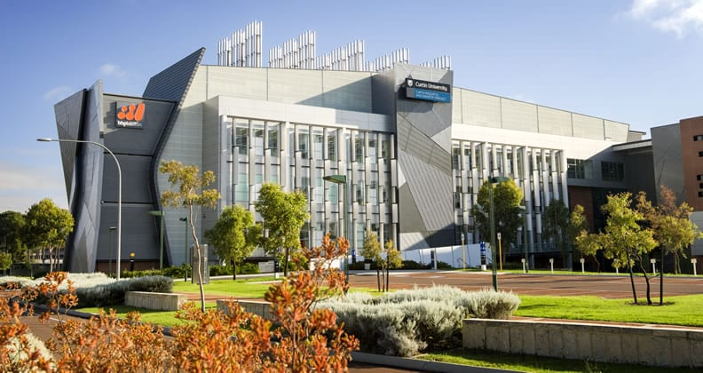 Curtin University Chemistry and Resources Precinct