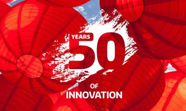 50 Years of Innovation events