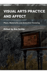 Cover of Visual Arts Practice and Affect