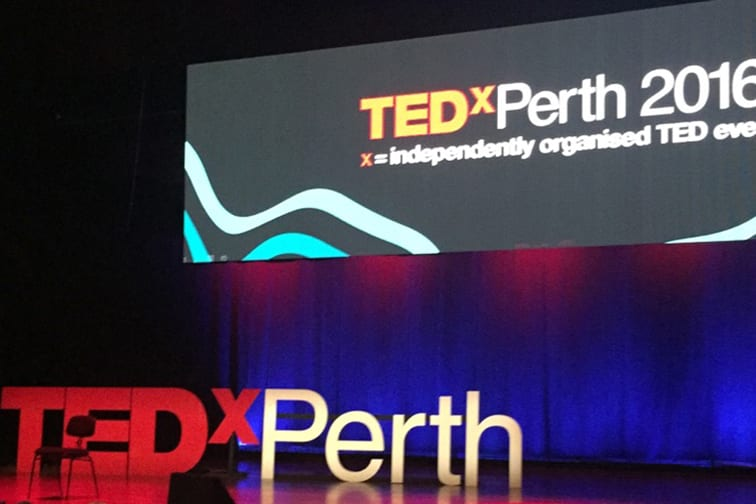 TEDx Talk in Perth