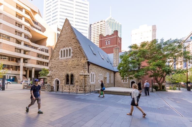 Curtin St Georges Terrace