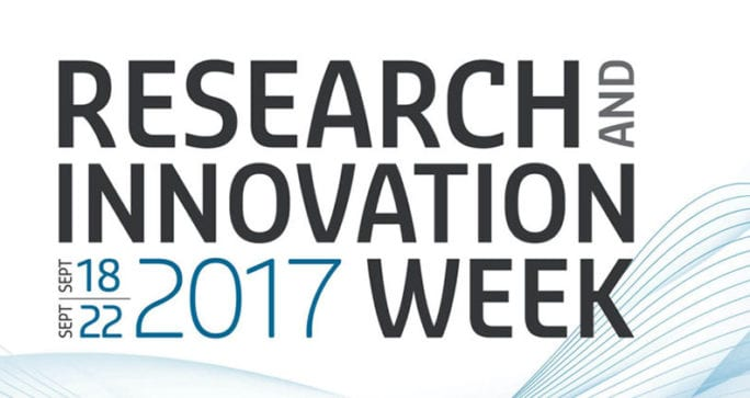 Curtin Research and Innovation Week logo