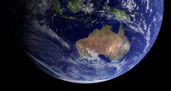 Curtin University researchers discover part of North America in northern Australia