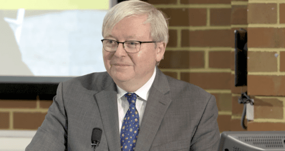 Kevin Rudd Lecture: 10-year anniversary of the apology to First Australians