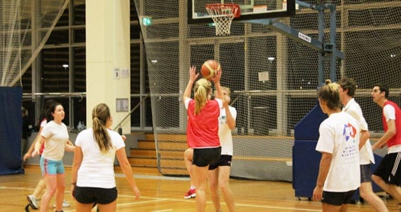 Register now for Curtin Stadium Evening Social Sport!