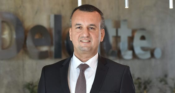 Executive for Deloitte Turkey making an impact