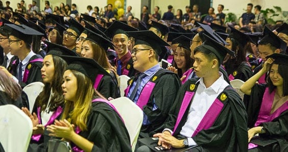 Curtin Malaysia graduation sees biggest graduating cohort ever