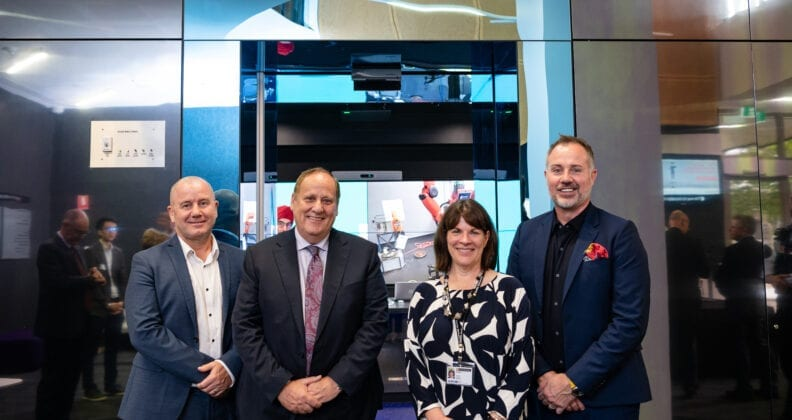 Curtin University and Optus accelerate innovation with opening of Western Australia's first 5G lab