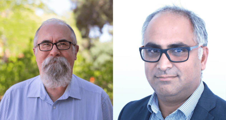 Curtin and Cisco appoint two eminent Professors to lead technology centre