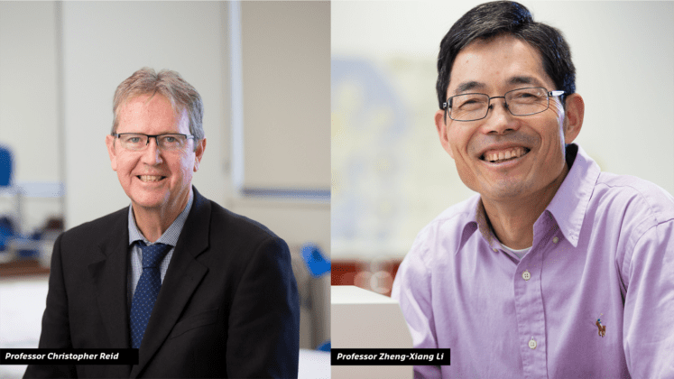 Curtin congratulates nine finalists in the 2021 Premier's Science Awards