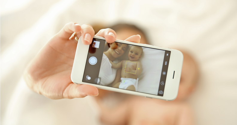 Think before you post: the impact of sharing photos of your child online