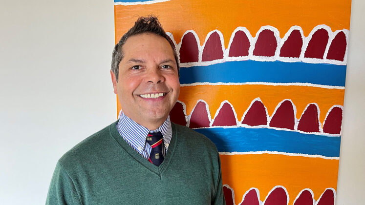 Indigenous space academy and wellbeing app among new Dean's ambitions