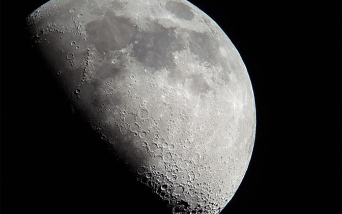 Curtin research shines a light on Moon's oldest geologic imprints