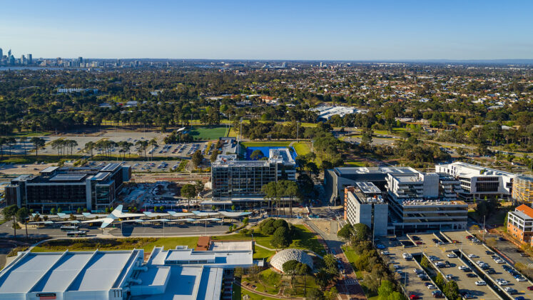 Door to new era of on-campus living opens at Curtin