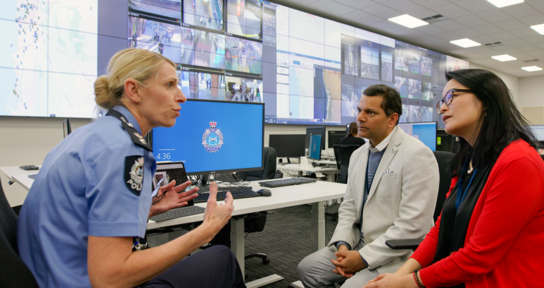 Student-led app to help solve crime in WA